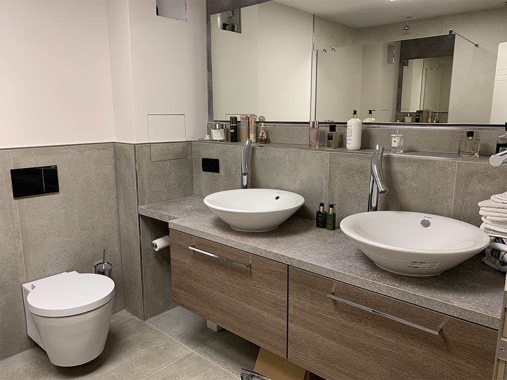 Badgestaltung Bruchsal Nagel Haustechnik in Untergrombach bei Karlsruhe